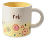 Faith Mug, Hebrews 11:1  -