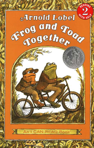 Frog and Toad Together: An I Can Read Book, Level 2   -              By: Arnold Lobel