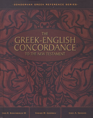 The Greek-English Concordance to the New Testament   -              By: John R. Kohlenberger III, Edward W. Goodrick, James A. Swanson