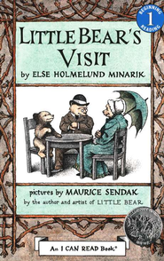 Little Bear's Visit, An I Can Read Book   -              By: Else Holmelund Minarik
