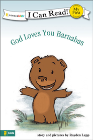 God Loves You Barnabas - eBook  -     By: Royden Lepp
