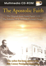 The Apostolic Faith Multimedia CD-ROM   -     By: Azusa Street Revival