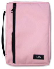 Canvas Cover, Pink, Large  -