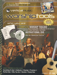 Worship Tools: Desperation Band- Who You Are   -