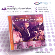 Let the Church Rise--Worship Leader Digital Songbook on CD-ROM  -     By: Bethany Live