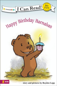 Happy Birthday Barnabas - eBook  -     By: Royden Lepp