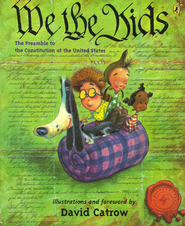 We the Kids: A Preamble to the Constitution of the United States  -     By: David Catrow