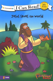 Jesus Saves the World - eBook  -     By: Kelly Pulley