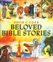 David C. Cook Beloved Bible Stories   -     By: Rhona Davies     Illustrated By: Maria Christina Lo Cascio