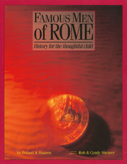 Greenleaf Guide to Famous Men of Rome, Student's Book     -