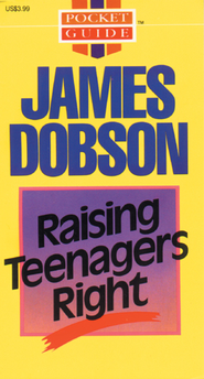 Raising Teenagers Right - eBook  -     By: Dr. James Dobson
