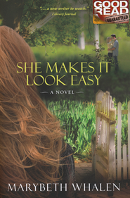 She Makes It Look Easy - Slightly Imperfect  -     By: Marybeth Whalen