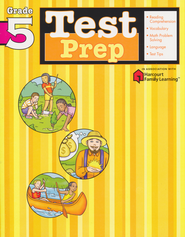 Test Prep: Grade 5  -              By: Flash Kids Editors