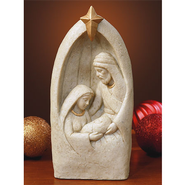 Holy Family Figurine  -