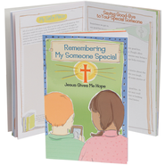 Remembering My Someone Special, Grieving Journal for Kids  -     By: Jane Wilke