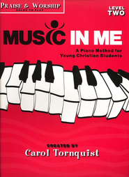 Music In Me: Praise & Worship Level 2  -