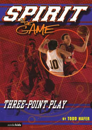 Three-Point Play - eBook  -     By: Todd Hafer