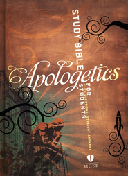 Apologetics Study Bible for Students, Hardcover  -     Edited By: Sean McDowell