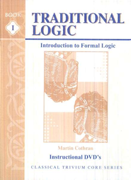 Traditional Logic 1, Instructional DVDs, Set of 2   -
