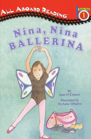 Nina, Nina Ballerina  -     By: Janie O'Connor