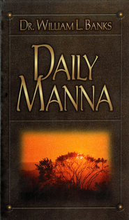 Daily Manna - eBook  -     By: William L. Banks