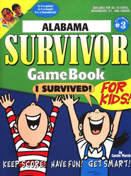 Alabama Survivor, Grades 3-8  -     By: Carole Marsh