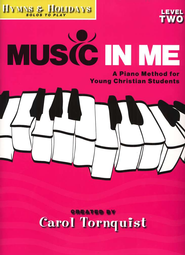 Music In Me: Hymns & Holidays Level 2  -