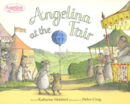 Angelina at the Fair  -     By: Katharine Holabird