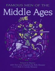Greenleaf Guide to Famous Men of the Middle Ages, Student's Book    -