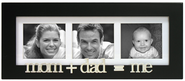 Mom + Dad = Me Photo Frame   -