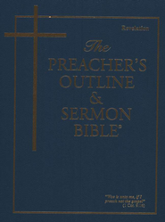 Preacher's Outline & Sermon Bible, KJV, Revelation Vol. 13   -