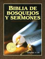 Biblia de Bosquejos y Sermones: G&#233nesis 1-11  (The Preacher's Outline and Sermon Bible: Genesis 1-11)  -