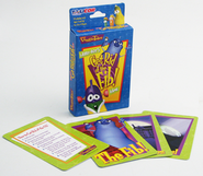 Larryboy's Get Rid of the Fib! VeggieTales Card Game   -