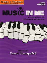 Music in Me Theory and Technique Level 3   -