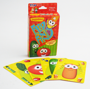 Flip 'N' Find Matching Game, VeggieTales Card Game   -