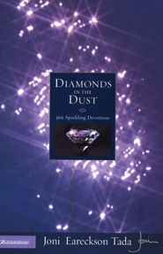 Diamonds in the Dust: 366 Sparkling Devotions - eBook  -     By: Joni Eareckson Tada
