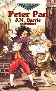 Peter Pan, Unabridged      -     By: James Matthew Barrie