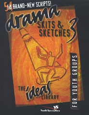 Drama, Skits,& Sketches 3: For Youth Groups - eBook  -