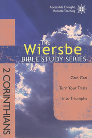 2 Corinthians, The Wiersbe Bible Study Series   -              By: Warren W. Wiersbe