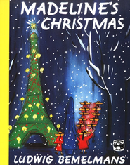 Madeline's Christmas, Softcover Picture Book and CD   -     By: Ludwig Bemelmans