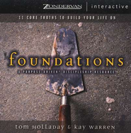 Foundations PowerPoint CD-ROM   -     Narrated By: Kay Warren     By: Kay Warren & Tom Holladay, Tom Holladay