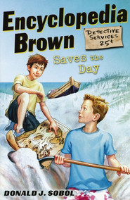 Encyclopedia Brown Saves the Day  -     By: Donald J. Sobol