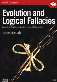Evolution and Logical Fallacies DVD   -     By: Dr. Jason Lisle
