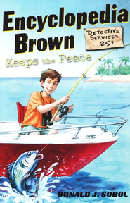 Encyclopedia Brown Keeps the Peace  -     By: Donald J. Sobol
