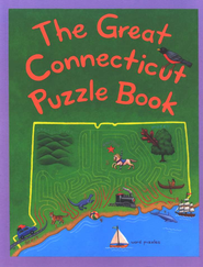 The Great Connecticut Puzzle Book   -     By: Jane Petrlik Smolik