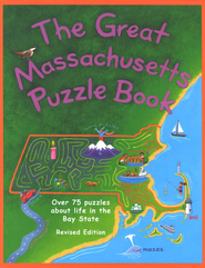 The Great Massachusetts Puzzle Book, Revised Edition   -              By: Jane Petrlik Smolik