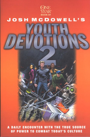 Josh McDowell's One-Year Book of Youth Devotions, Volume 2   -              By: Josh McDowell