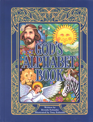 God's Alphabet Book   -     By: Brenda Eubanks