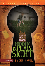 Hidden in Plain Sight - eBook  -     By: Chris Auer