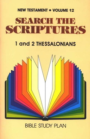 Search The Scriptures New Testament #12   -     By: Ralph Earle